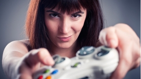 Player Girl