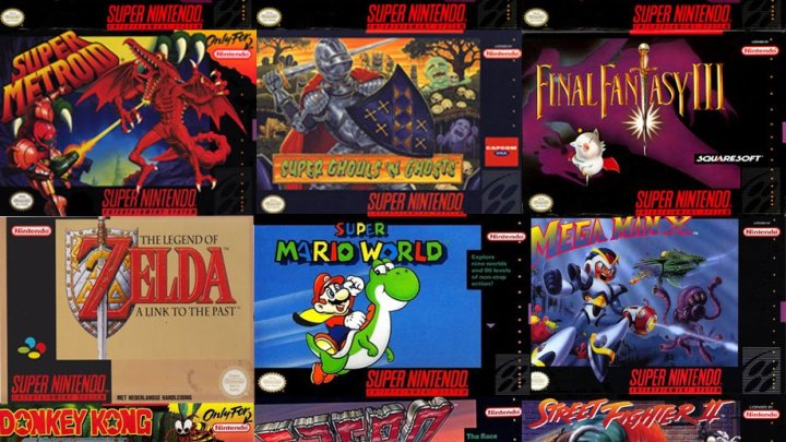 mini-snes-games